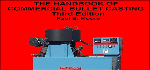 Handbook of Commercial Bullet Casting
